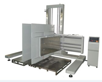 Chiny PLC Control Package Testing Equipment , Carton Clamp Force Testing Machine dostawca