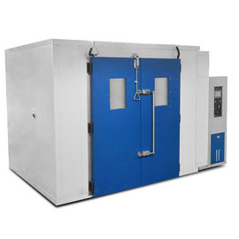 Chiny High Low Temperature Humidity Walk in Chambers , Environmental Testing Chambers for Rubber dostawca