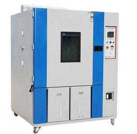 Chiny High Low Temperature Environmental Testing Chamber Humidity Lab Test Machine dystrybutor