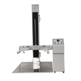 Chiny Electric Transmission Package Testing Equipment , JIS Z0202-87 Digital Wings Carton Drop Testing Machine dystrybutor
