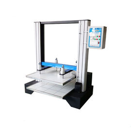 Chiny Electronic Carton Compression Tester , Computer Servo Box Compressive Tester dystrybutor