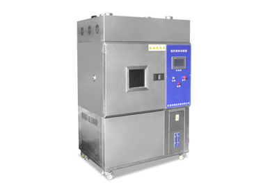 Chiny 2.0KW Stainless Steel Xenon Test Chamber , Simulated Sunlight Xenon Arc Testing Machine dystrybutor