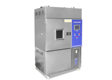 Chiny Laboratory Xenon Test Chamber TEMI 880 To Test Temperature / Humidity / Wind dystrybutor