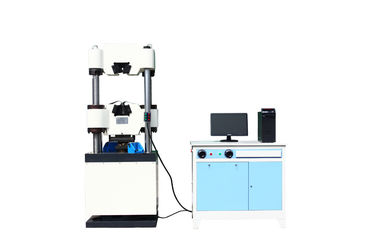 Chiny Tensile Hydraulic Universal Testing Machines For Compression / Bending / Shearing Test dystrybutor