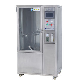 Chiny Spray Environmental Test Chambers , Ipx3 Ipx4 Standard Automatic Corrosion Test Chamber dystrybutor