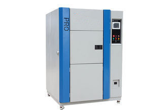 Chiny Water Cooling Multi Function Control Environmental Test Chambers Hot And Cold Impact Testing Machine HD-E703-50 fabryka